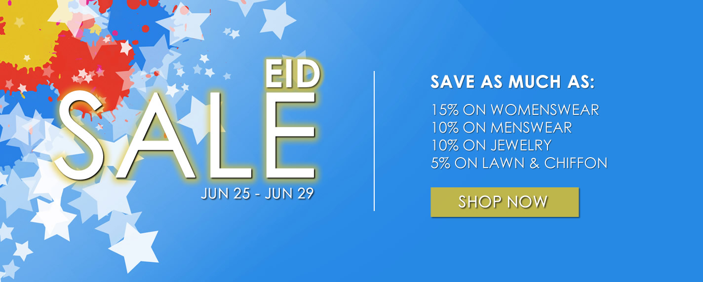 Eid 2017 Sale Now On