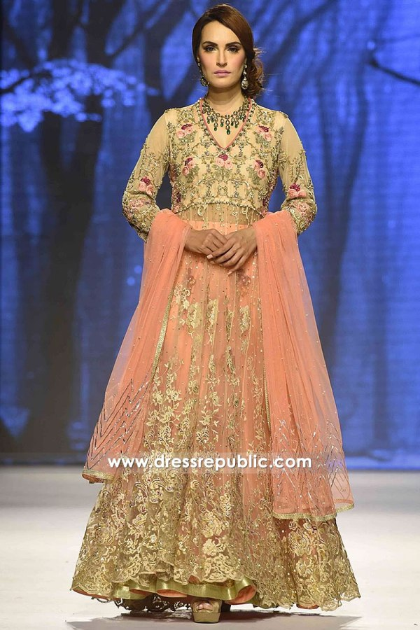DR14262 - Deepak Perwani Lehenga 2017
