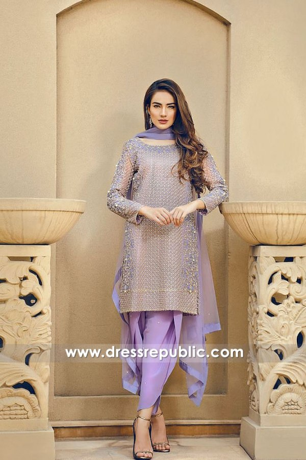 DR14270 - Pakistani Party Wear Dresses for Wedding Function