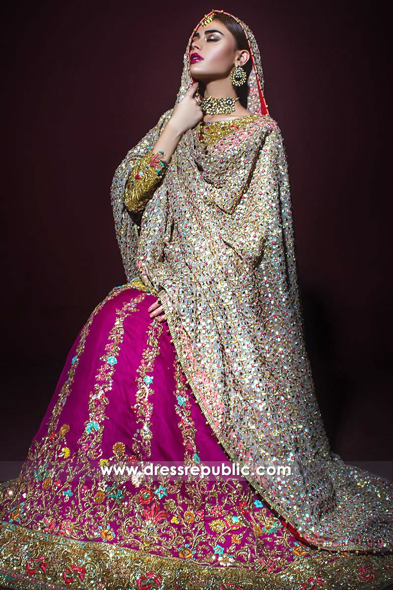 DR14273 - Tena Durrani Wedding Dresses 2017 Collection Online Shop