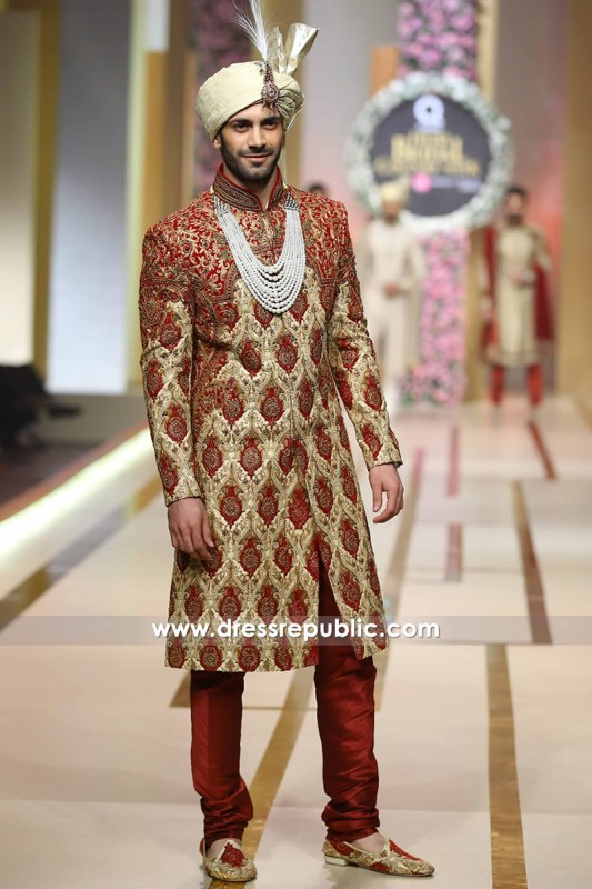 DRM5104 - Sherwani in Houston, Dallas, Austin, San Antonio, Sugar Land, Texas