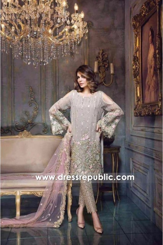 drp6747 - Maria B Aayra Collection 2017