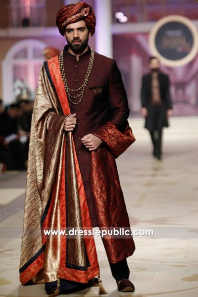 DRM5126 - HSY Sherwani 2018 Collection