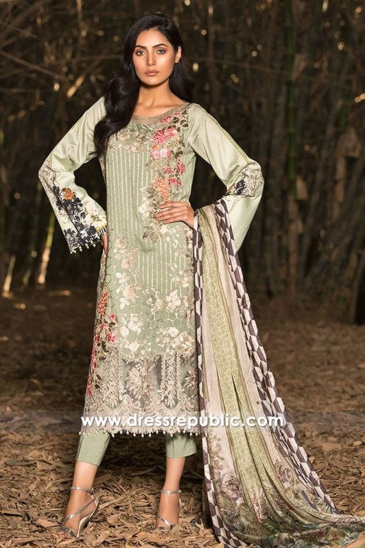 DRP6984 - Sobia Nazir Winter Collection 2017
