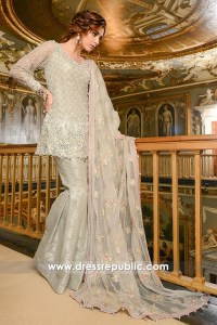 DRP6995 - Maria B Wedding 17
