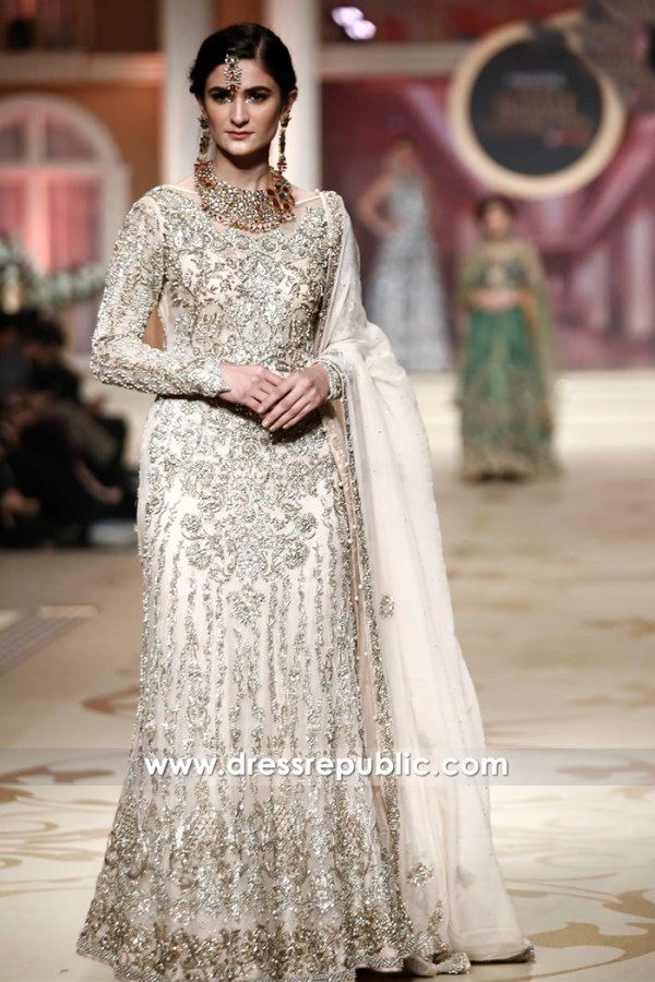 DR14480 - Heavy Formal Pakistani Designer Bridal Wears 2018