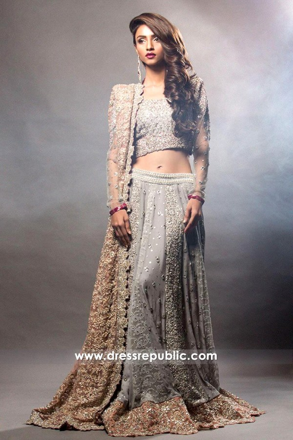 DR14508 - Zainab Chottani Bridal Dresses 2018 Canada