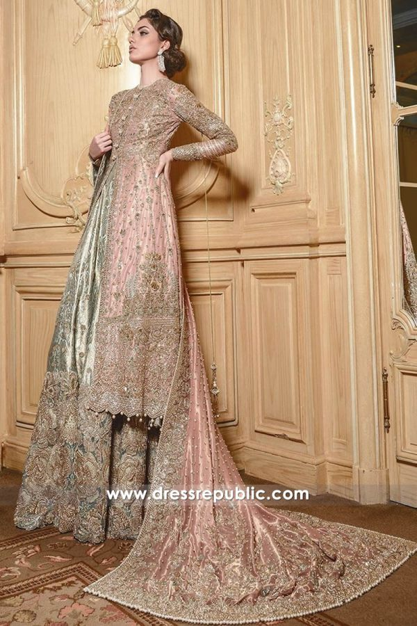 DR14552 Faraz Manan Bridal Collection 2018 Buy in New York, New Jersey