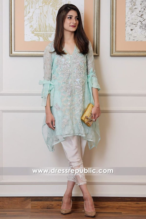 DR14562 Farah Talib Aziz Party Wear 2018 Buy Online in UK, USA, Canada