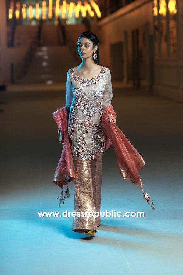DR14575 Ammara Khan Designer Collection USA, UK, Canada, Australia