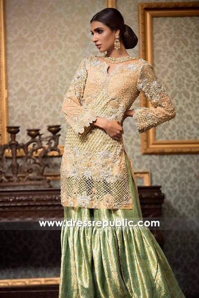 DR14639 Pakistani Special Occasion Dresses 2018 Chicago, Aurora, Illinois