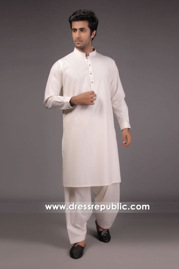 DRM5139 Plain Kurta Shalwar For Men Eid Collection 2018 USA, Canada, UK