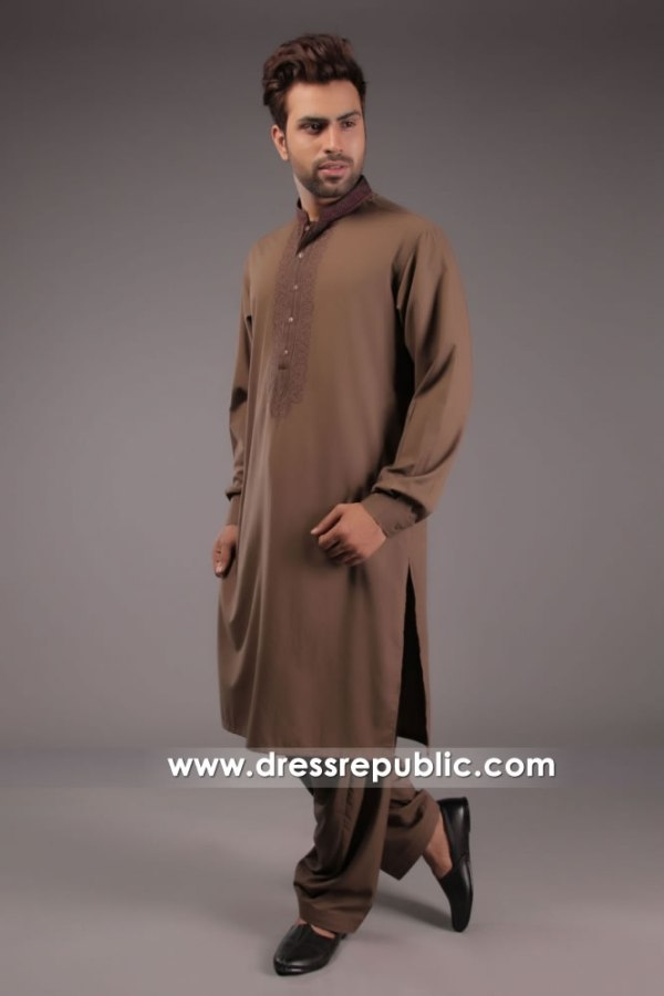 DRM5151 Gents Embroidered Kurta Shalwar Washington D.C, Charlotte, Boston