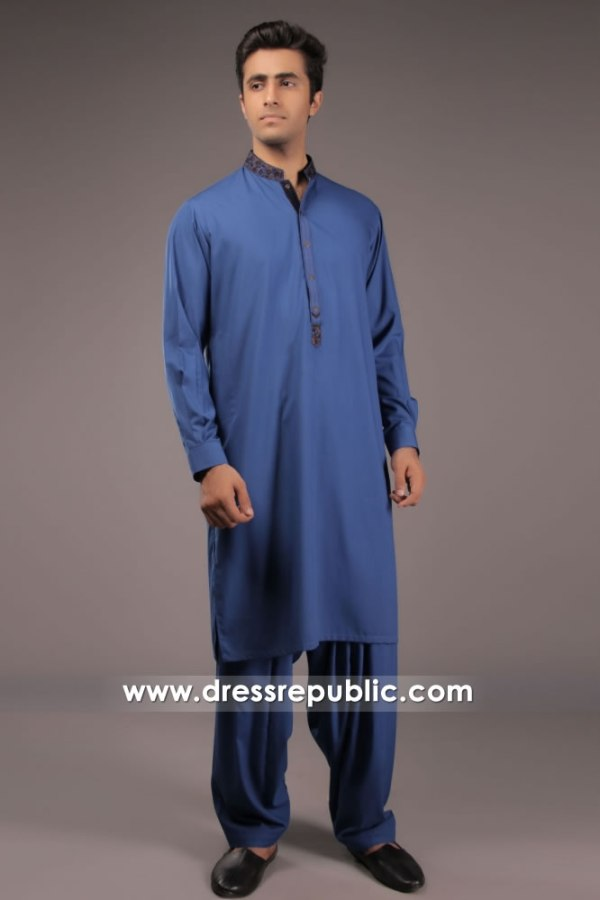 DRM5156 Designer Embroidered Kurta 2018 For Men Washington, Pennsylvania
