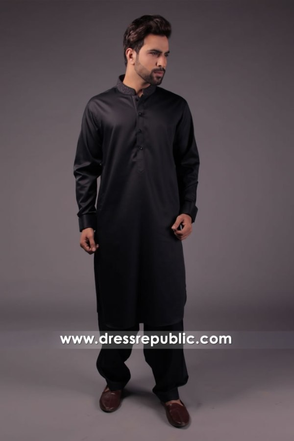DRM5172 Eid Kurta for Men, Menswear Kurta Shalwar Kameez Eid 2018 Sale