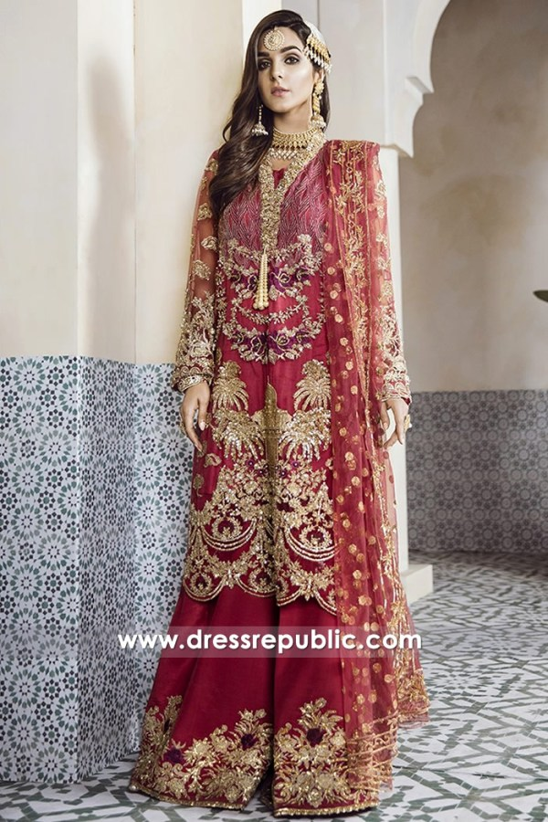 DR14737 Republic Womenswear Bridal 2018 Saudi Arabia, UAE, Kuwait, Oman