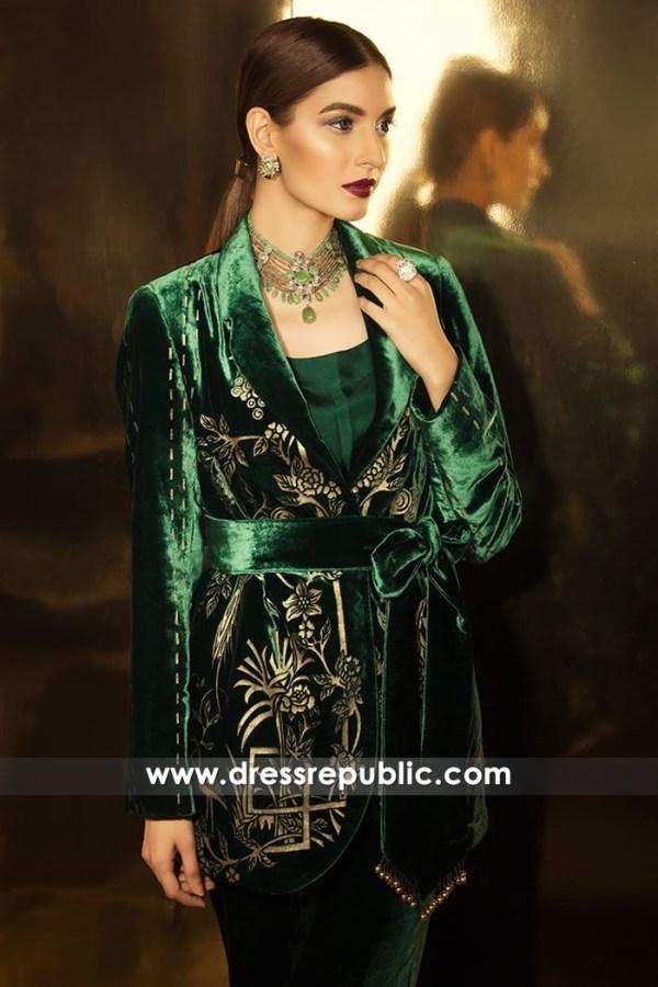 DR14747 Elan Luxury Pret Collection 2018 Saudi Arabia in Jeddah, Riyadh, Dammam