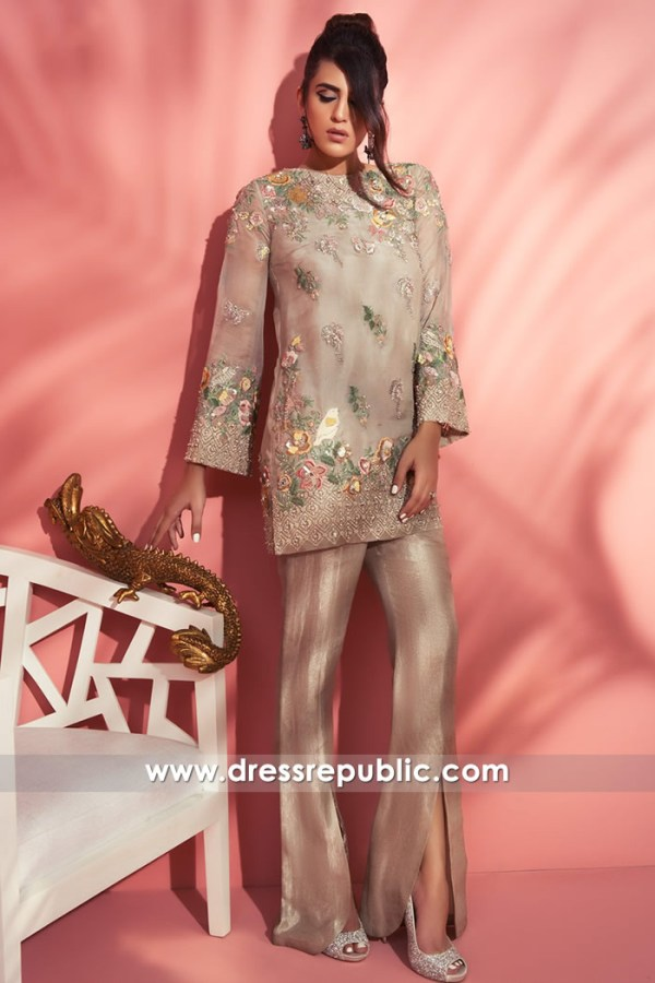 DR14752 Pakistani Boutiques in Bay Area California, Shop Pakistani Clothes Online