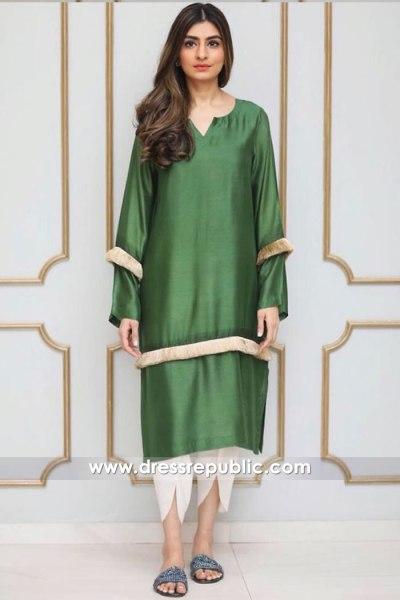 DR14922 Pakistani Street Style Dress 2018 London, Manchester, Birmingham, Sheffield