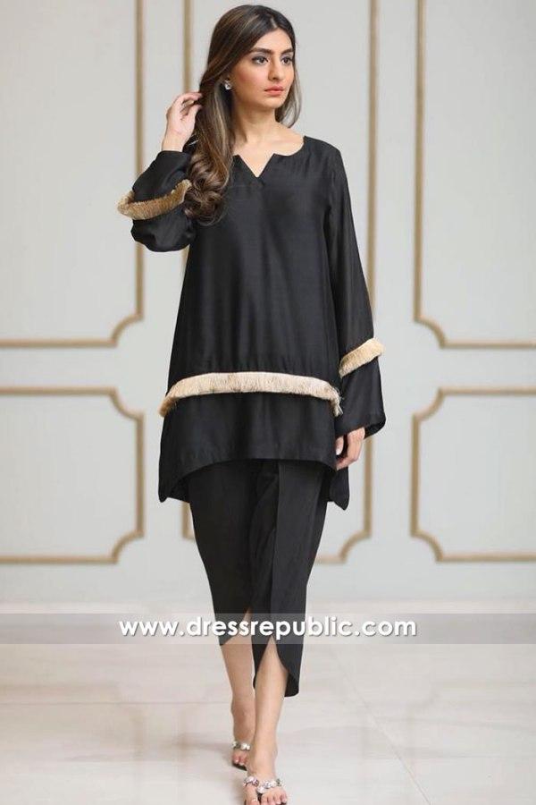 DR14924 Pakistani Street Style Fashion 2018 Toronto, Mississauga, Vancouver, Calgary