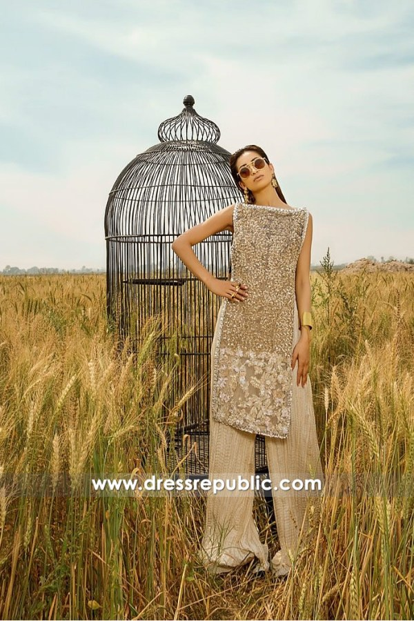DR14932 Saira Shakira Eid Collection 2018 France, Germany, Sweden, Norway