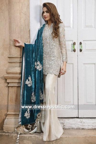 DR14975 Rema Shehrbano Eid Collection 2018 USA, Canada, UK, Australia, Europe