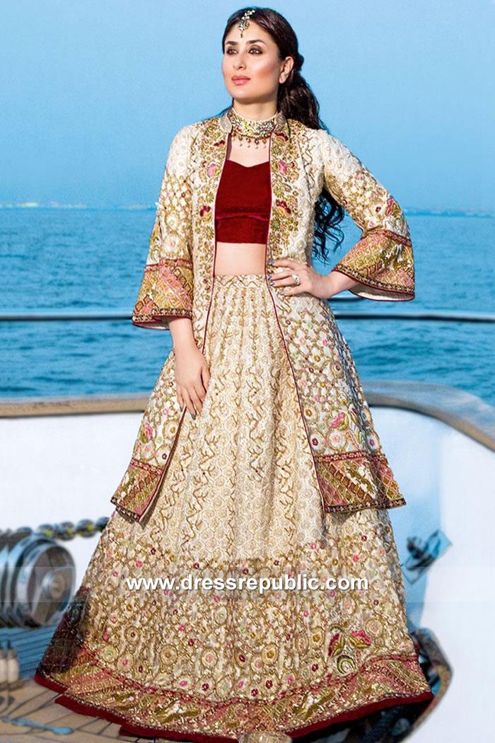 DR15057 Kareena Kapoor Pakistani Designer Dress Online USA, Canada, UK