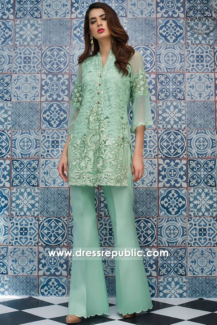 DR15160 Party Wear Salwar Suits 2018 Sacramento, California Online Shopping