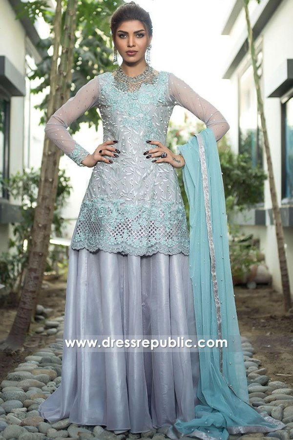 DR15169 Wedding Guest Lehenga Choli UK in London, Manchester, Birmingham