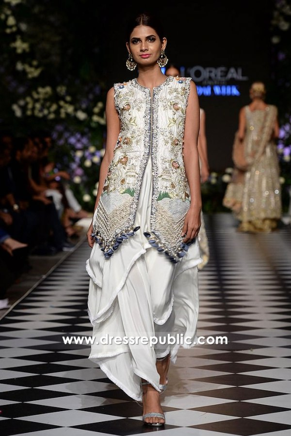 DR15181 Celebrity Dresses Beverly Hills, Pakistani Designers in LA, California