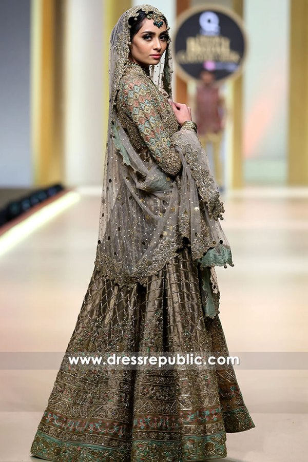 DR15192 HSY Bridal Dresses 2018 UK