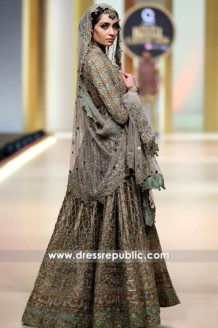 DR15192 HSY Bridal Dresses 2018 UK