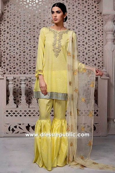DR15292 Pakistani Mehndi Dresses 2019 UK London, Manchester, Birmingham
