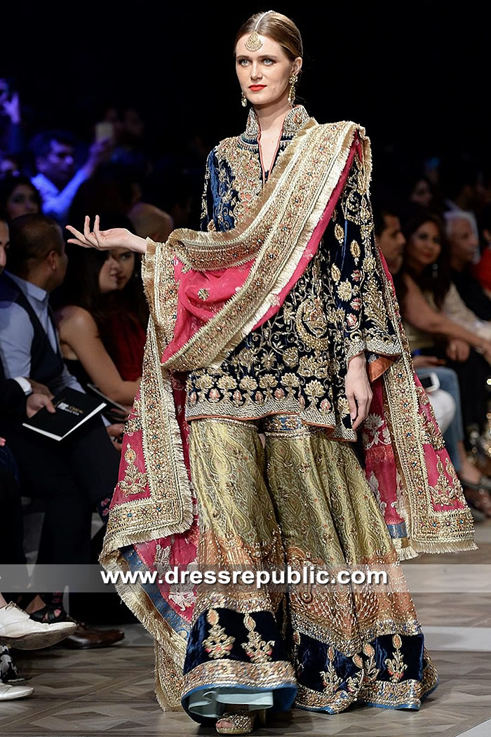 DR15297 Fashion Ramp Pakistan 2019 Dresses Los Angeles, San Jose, San Diego