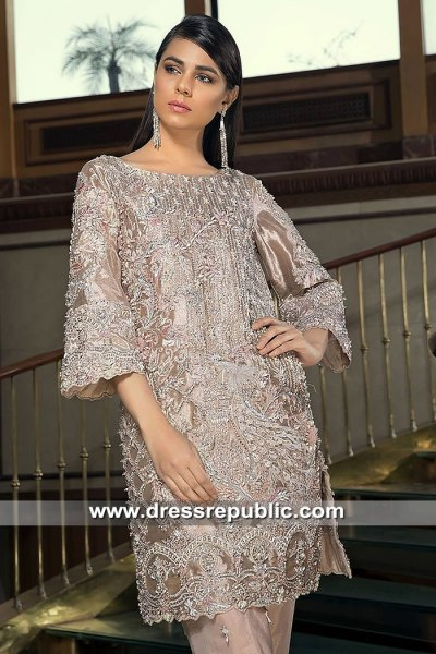 DR15378 Indian & Pakistani Dresses for Wedding Guests Online New York, USA