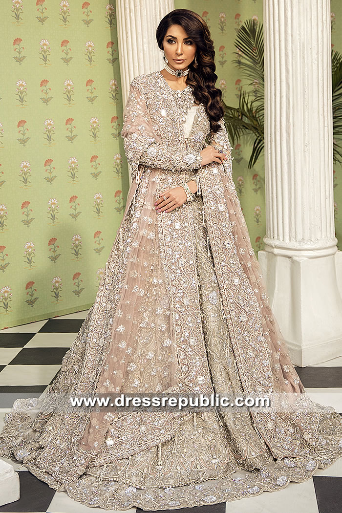 DR15402 Walima Bridals in Mauve Color Toronto, Mississauga, Calgary, Vancouver