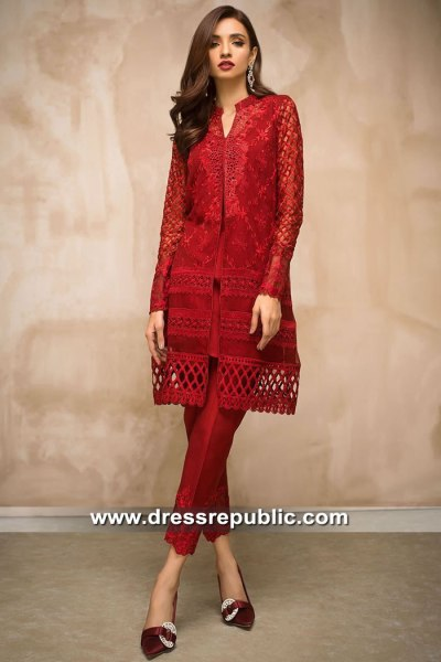 DR15422 Deep Red Trousers Suits Buy in Los Angeles, San Jose, California