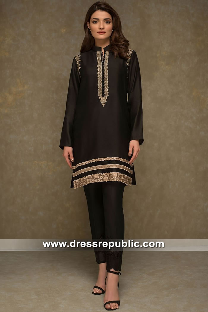 DR15461 Zainab Chottani Eid Collection 2019 Toronto, Mississauga, Canada