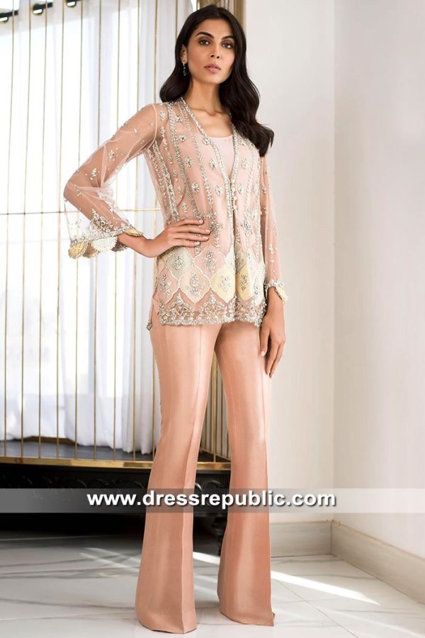 DR15532 Pakistani Designer Party Dresses in Manchester Buy Online in UK