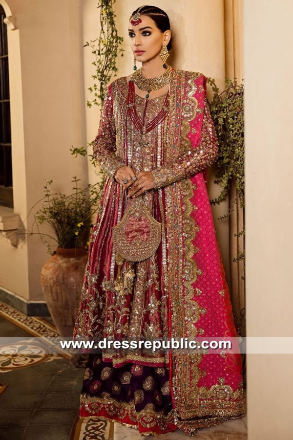 DR15552 Ammara Khan Bridal Collection Norway, Denmark, Sweden, Belgium