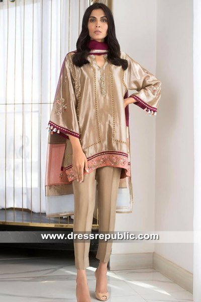 DR15554 Pakistani Street Style Dresses for Party Wears 2019 Buy in UK