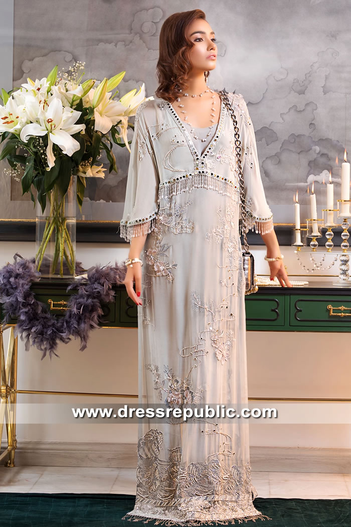 DR15593 Elan Pakistani Designer Dresses London, Manchester, Birmingham UK
