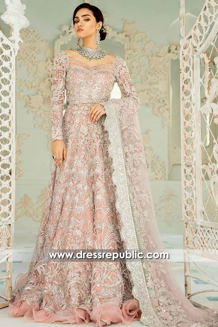 DR15714 Dress Republic Womenswear Bridal Dresses 2020 Collection USA