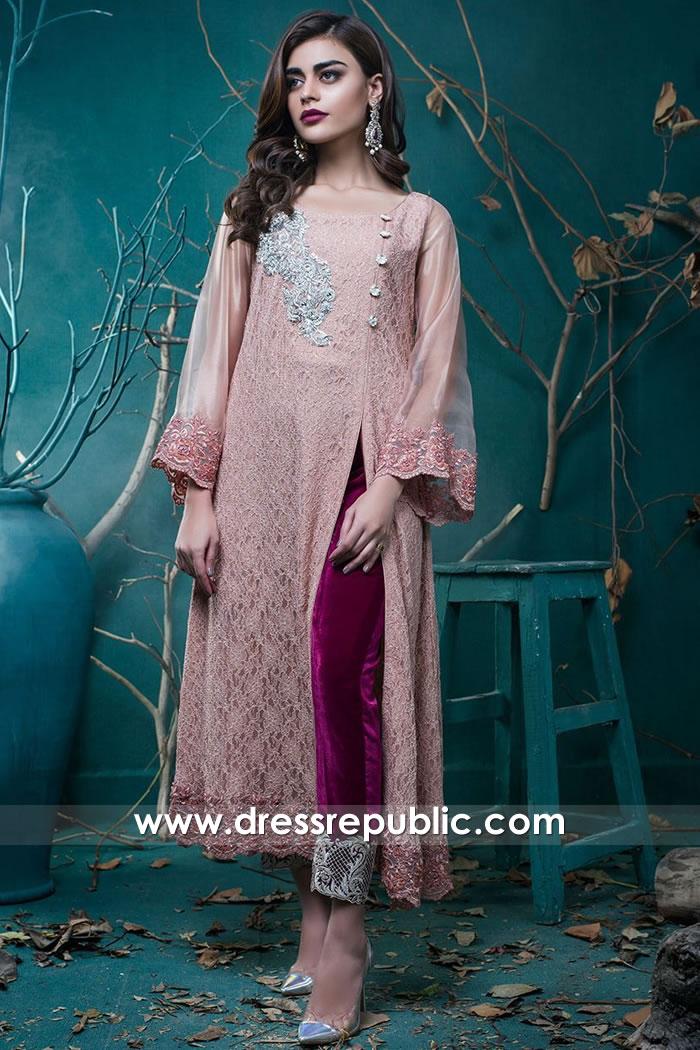 DR15736 Pakistani Designer Party Wears 2020 Bolton, Liverpool, Bradford, UK