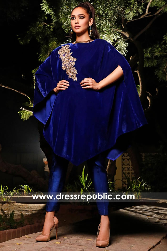 DR15746 Zainab Chottani Dresses 2020 Riyadh, Dammam, Jeddah, Saudi Arabia