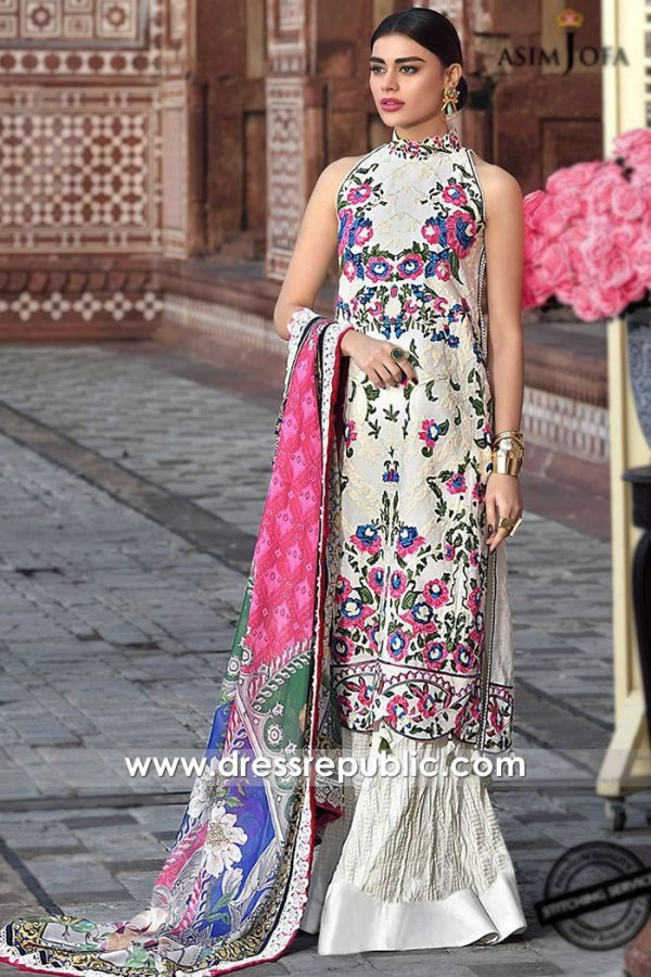 DRP1105 Asim Jofa Luxury Lawn 2020 Singapore, Thailand, India, Sri Lanka