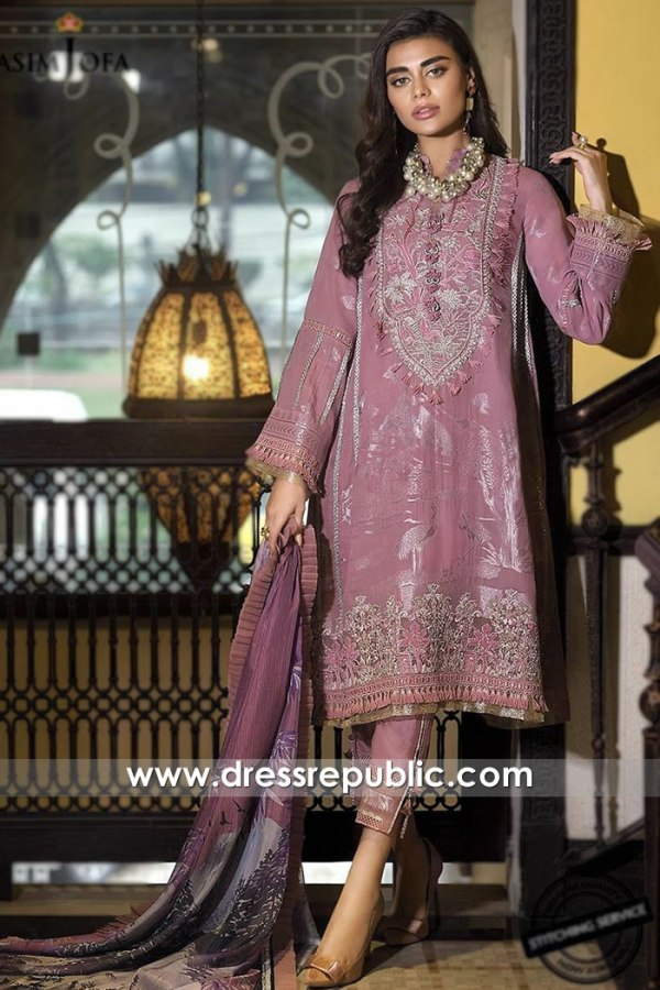 DRP1110 Asim Jofa Luxury Lawn 2020 Jackson Heights, Hicksville, New York City