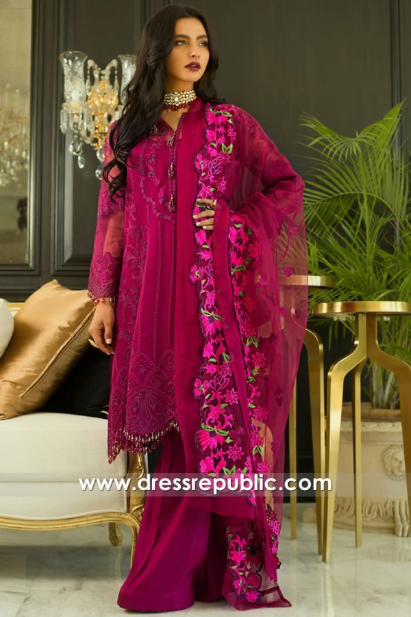 DRP9406 Mina Hasan Chiffon 2020 California, Texas, Florida, Pennsylvania, Illinois