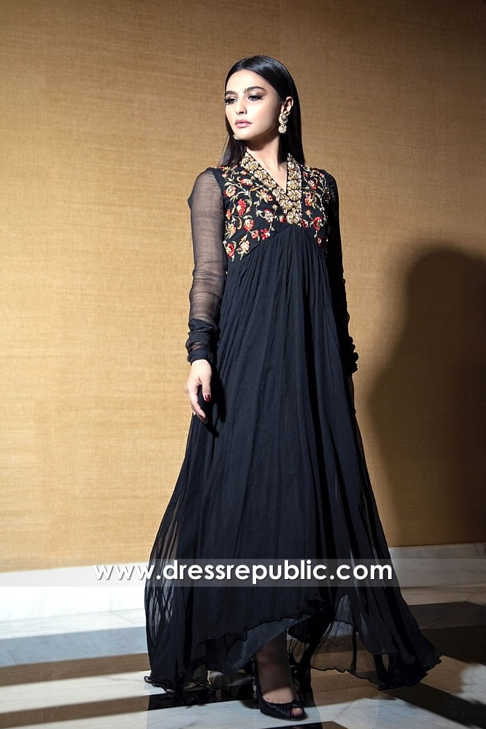 DR15782 Anarkali Dress 2020 Buy Online London, Manchester, Birmingham, UK