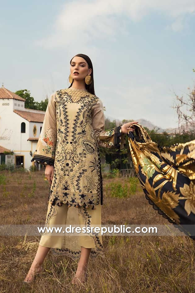 DRP1202 Rang Rasiya Lawn 2020 UK Buy Online London, Manchester, Birmingham